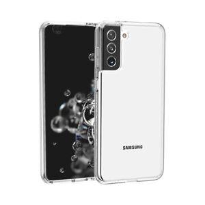 Schutzhülle Samsung Galaxy S21 Ultra Handy-hülle Silikon Cover Transparent Case