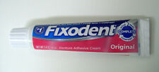 Fixodent 2.4 oz Denture Adhesive Cream NO BOX