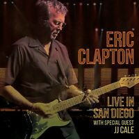 ERIC CLAPTON - LIVE IN SAN DIEGO (WITH SPECIAL GUEST JJ CALE)  BLU-RAY NEU
