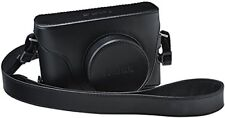 Leather for the FUJIFILM X100S Black Case F LC-X100S BT