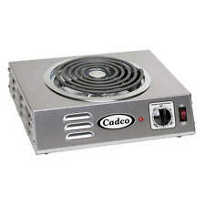 Hot Plate,Single,Hi-Power,Tubular CSR-3T