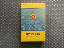 Stambul Haus Bergmann alte Zigarettenschachtel Attrappe (B4)