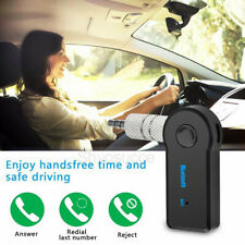 Receiver 3.5mm AUX Stereo Music Adapter of Portable Car Bluetooth Wireless Audio