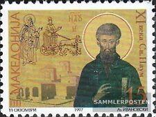 macédoine 104 neuf 1997 saint Naum