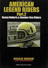 [BOOK] American Legend Riders 2 Kenny Roberts Gary Nixon Wayne Rainey Wes Cooley