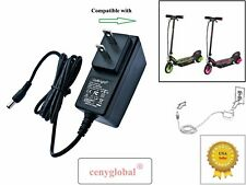 12V AC Power Adapter For Pulse Performance GRT-11 Electric Scooter 80W Charger