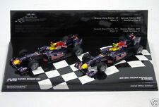 Coches de Fórmula 1 de automodelismo y aeromodelismo color principal rojo escala 1:43