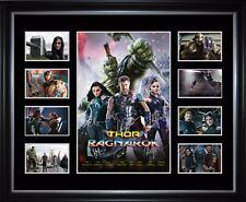 Thor Ragnarok Signed Framed Memorabilia