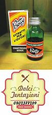Estratti per liquori Betty 15 DOSI estratto chartreuse verde