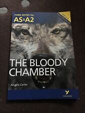 York Notes AS/A Level The Bloody Chamber Revision Guide