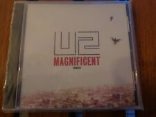 U2 - MAGNIFICENT  - CDs ORIGINAL PRESS - PROMO