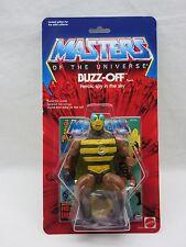 MOTU,Commemorative BUZZ-OFF,figure,MOC,sealed,Masters of the Universe,He Man