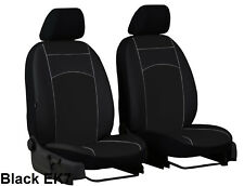 HONDA ACCORD Mk8 ESTATE 2007-2016 ECO LEATHER TAILORED FRONT SEAT COVERS