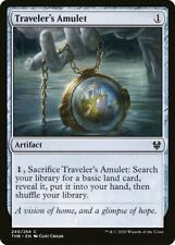 Magic the Gathering (mtg): THB: Traveler's Amulet  - Foil
