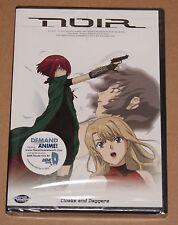 Noir - Vol. 6: Cloaks and Daggers (DVD, 2003) Anime Manga R1 ADV Films BRAND NEW