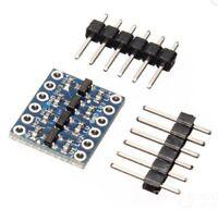 USA IIC I2C Logic Level Converter Bi-Directional Module 5V to 3.3V For Arduino
