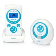 AUDIOLINE Babyfone Babyfon Babycare 20 digitaler rauschfreier Funk-Übertragung