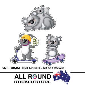 Cute Koala Bear stickers