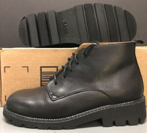 Bass Women's Boots  Sz 7.5 Leather Lace Up Non-insulated Ginnie QAN6 Worn 2X!