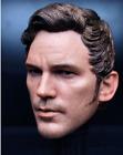 1/6 Scale Star-Lord 2.0 Chris Pratt Male Head Sculpt Fit 12'' Action Figure