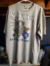 Vintage Xavier University Musketeers T Shirt sz 2XL