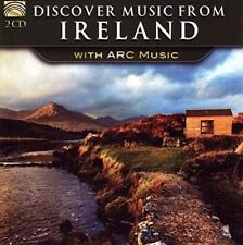Discover Music From Ireland With Arc Music - Various Artists (NEW CD)