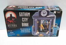 New Batman Adventures Gotham City Bank Playset 28958 Kenner 1997 Vintage