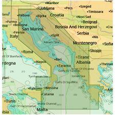 C-MAP Cartografia MAX-N+ EM-Y153.47 MAR ADRIATICO E IONIO