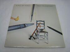 PAUL MC CARTNEY ALBUM RECORD PIPES OF PEACE QC 39149 *GREAT SHAPE* (R324)