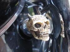 Custom skull key Blank for HONDA motorcycle CBR 600 Super Hawk 919,ST1300 blade