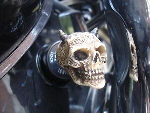 Custom Demon skull key Blank,motorcycle,chopper,Harley,Honda,Yamaha,suzuki,blade