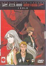 Dvd «ZONE OF THE ENDERS ♦ Z.O.E. 2167 ♦ IDOLO» come nuovo 2001