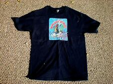 THE ROLLING STONES DRAGON STADIUM TOUR t-shirt MEDIUM M EMBROIDERED STITCHED!