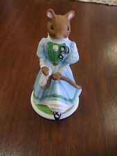 Little Girl Mouse with Blue Dress by Winsome 85 in good condition