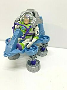 1998 Disney Pixar Toy Story Buzz Lightyear & Cosmic Lander