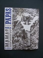 1966 The Mamas and The Papas California Dreamin Tour Concert Program