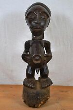 African tribal art,Songye statue  from Democratic Republic of Congo