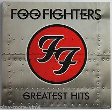 FOO FIGHTERS Greatest Hits 2LP vinyl Eur NEW/SEALED! Embossed gatefold  NIRVANA