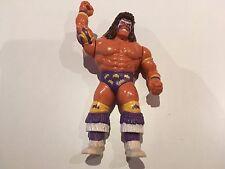Ultimate Warrior 1991 Series 3 WWF / WWE Hasbro Vintage Wrestling Action Figure