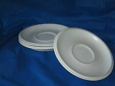 Noritake FOLKSTONE TAHITI Stoneware SAUCERS (set of 4) *have more pieces to set
