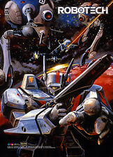 Robotech Wall Scroll Poster Officially Licensed CWS-22125  New