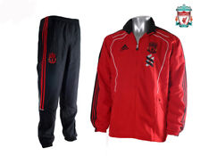 LIVERPOOL TRACKSUIT FOOTBALL ADIDAS RARE LFC MEDIUM ADULTS NEW