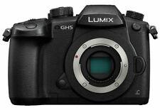 Panasonic LUMIX Body DC-GH5EG-K, 20 Megapixel 4K60p Black - NEU Versand aus BRD