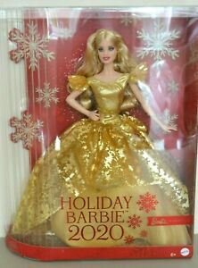 2020 Special Occasion HOLIDAY BLONDE Barbie - BRAND NEW RELEASE