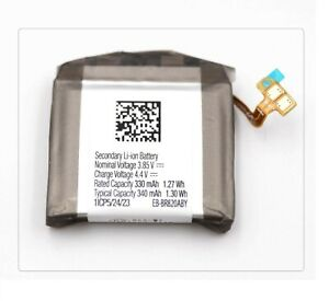Genuine Samsung EB-BR820ABY Battery For Galaxy Watch Active 2 44mm SM-R820/330mA