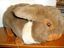 "15"" Vintage Gerber Precious Tlc Brown Bunny Rabbit Stuffed Animal Plush Toy"