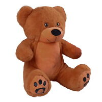 WOWMAX® Teddy Bear Plush Toy Dark Brown