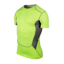 Athletic Apparel Compression Men's Tight Base Layer Sportwear Gear Tops T-Shirt