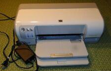 HP Deskjet D4360 Workgroup Inkjet Printer  PgCount is very low