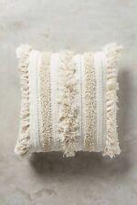 Anthropologie Textured Indira Pillow-$78 MSRP
